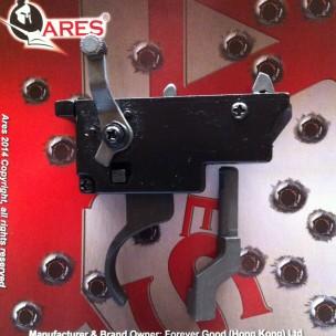 ARES Complete Set Steel Trigger MSR338/MSR700