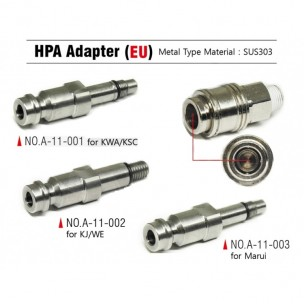 HPA Adaptor for KJW/WE EU Type