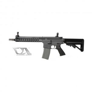 ARS4-10 Keymod Titanium Grey