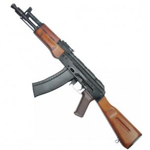 CAKA1 AK-74 Compact PDW Bois / Acier AEG 1.1J