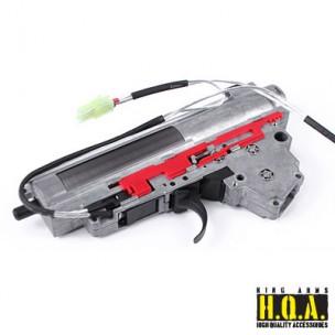 King Arms Gearbox complète V3, câblage avant, M120