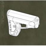 PTS ACS™ Carbine Stock