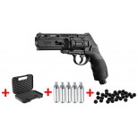 Revolver CO2 Walther T4E HDR 50 cal. 50 (Pack)