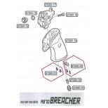 Kit Breacher pour Marui 870