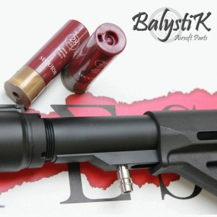 BALYSTIK HPA MALE CONNECTOR FOR SECUTOR SHOTGUN (EU)