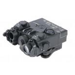 GK Tactical DBAL-2 Laser Devices (Laser vert) - noir