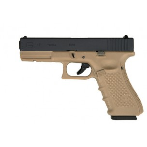 WE Glock 17 Gen.4 - Tan