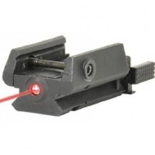 Micro laser sur rails Picatinny