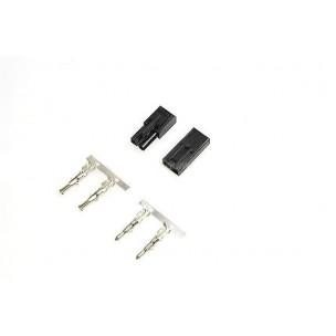 Kit Mini Tamiya + connecteurs Or