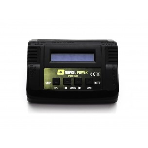 Chargeur automatique 80W Lipo / Life / NiMh / NiCd