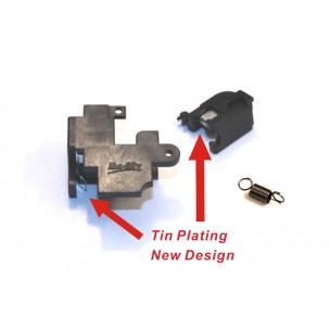 Modify Switch Assembly for Ver. 2 Gearbox