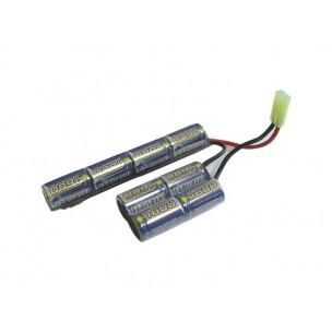 Batterie pour SIG 556 shorty 9,6V 1600mAh Intellect
