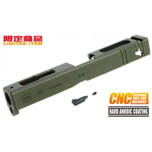 7075 CNC Slide for TM GLOCK-18C (OD)