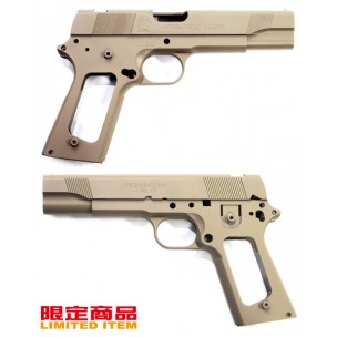 Slide & Frame for MARUI MEU.45 (TAN)